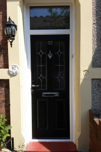 Green Kite Reserve Composite Door