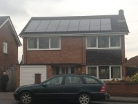 4.0 KWP install -Oakham - Leicestershire- March 2013