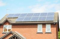 Solar PV show Home