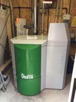 Okofen Biomass Boiler PES20