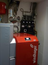 Domestic Biomass System