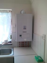 Vaillant ecoTEC Pro Combi Boiler