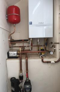 Vaillant Commercial Nat Gas Boiler