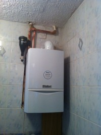 Vaillant ecoTec 418 Plus