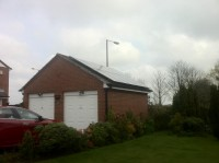 4 kw system in Ponteland