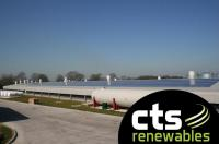 100kw Commercial Solar Panel Installation