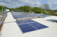 20KW Commercial Installation Chesterfield