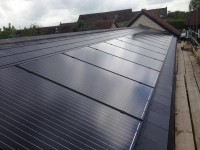 4 kw Domestic  installation  june 14