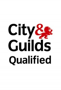 CITY & GUILDES QUALIFIED