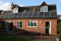 Midlands Solar - 2.45kWp Suntech Panels with a Kaco 3002 Inverter