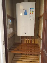 Worcester 30iErp - Full heating installation