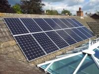 16X250瓦特太阳能光伏组件 - 林顿赫里福德