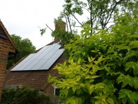 4 kWp SunPower install 20% efficient !!