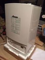 Worcester Greenstar 30i ERP combi boiler installation