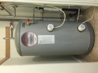 Unvented Cylinder replacement