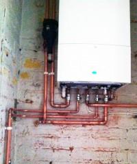 Boiler Installation 2