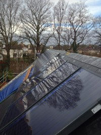 Solar Thermal & PV Installation