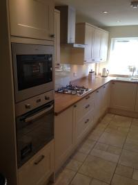 Full Kitchen Refit, Completed Throughout