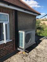 Smaller Heat pump