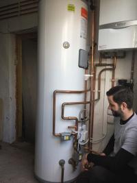 Full Heating System update