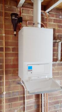 I Gas Engineers Ltd boiler Replacement