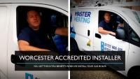 Dave Manning Worcester Accredited Heating Engineer
