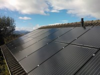 2013 - Solar Installation Dingwall