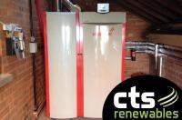 Windhager Biowin Excel 450 Biomass Boiler