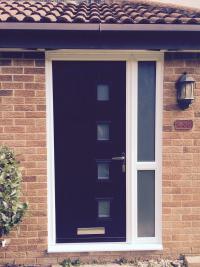 Composite Door - Ebbw Vale