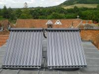 Solar Thermal installation Hillfield Friary