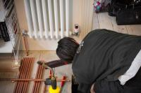 We specialise in boiler and central heating installations