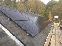 Canadian Solar all black PV modules