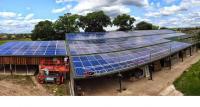 126 kW Solar PV Install