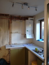 Replace Vaillant  boiler with seven Year Warranty