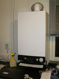 combi boiler replacement - Plumstead, SE18