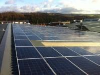 MSE Hiller 75KW installation in Chesterfield