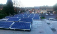 Office Roof - 8.0 Kwp - Nov 2013