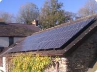 Solar PV Totnes