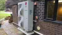 LG Therma-V heat pump