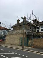 Dormer conversion + extension