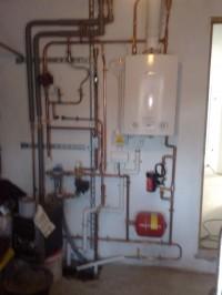 Underfloor Heating and Boiler by LWL Heating