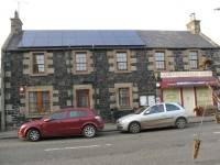 4 kWp of Romag Solar Modules in Scottish Borders