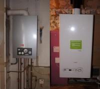 Boiler move / new install