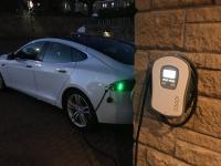 Zappi car charging