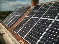 3.92 Kwp Sharp array, Ormesby