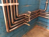 Worcester Greenstar 25i ERP combi boiler installation