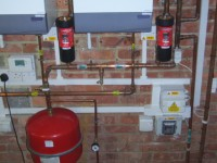 Potterton Boilers in Tandem Pic 2 by LWL Heating