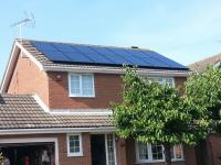 4kWp Domestic Solar PV