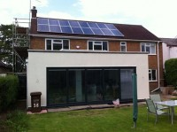 4KW Domestic Installation Leicester