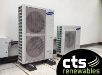 16kw and 9kw Samsung Air Source Heat Pump